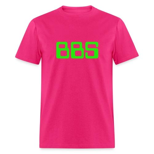 bbs - Men's T-Shirt