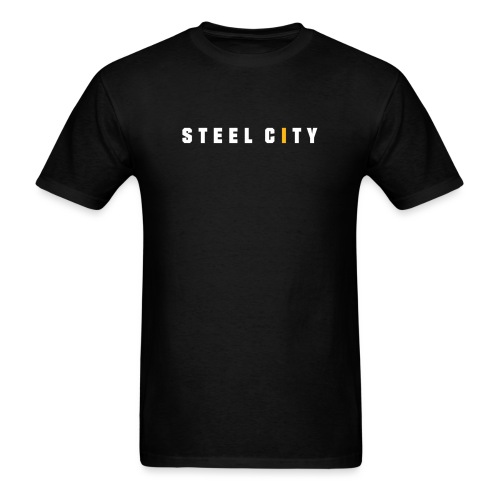 STEEL CITY 2 - Men's T-Shirt