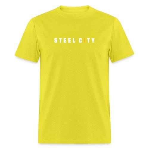 STEEL CITY 2 - Men's T-Shirt