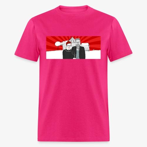 56C2A380 9788 4F28 9CFF 166CAB126E51 - Men's T-Shirt