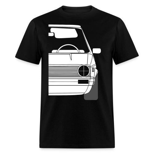 Automotive Classic Dub MK1 Stance front - Men's T-Shirt