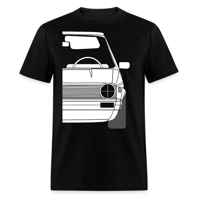 Automotive Classic Dub MK1 Stance front
