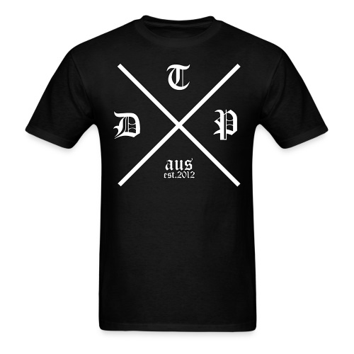 hipster dtp2 png - Men's T-Shirt
