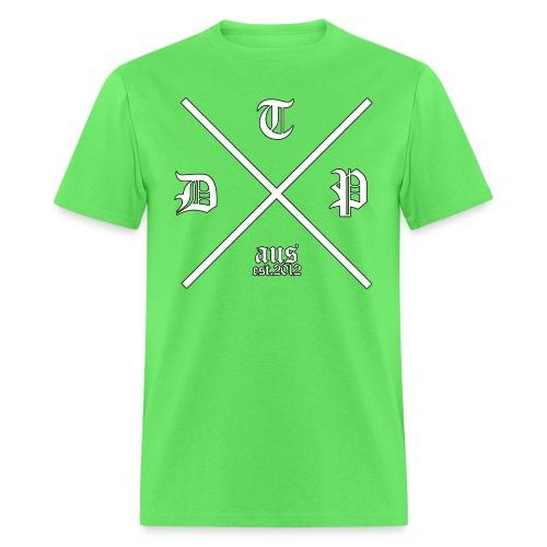 hipster dtp2 png - Men's T-Shirt