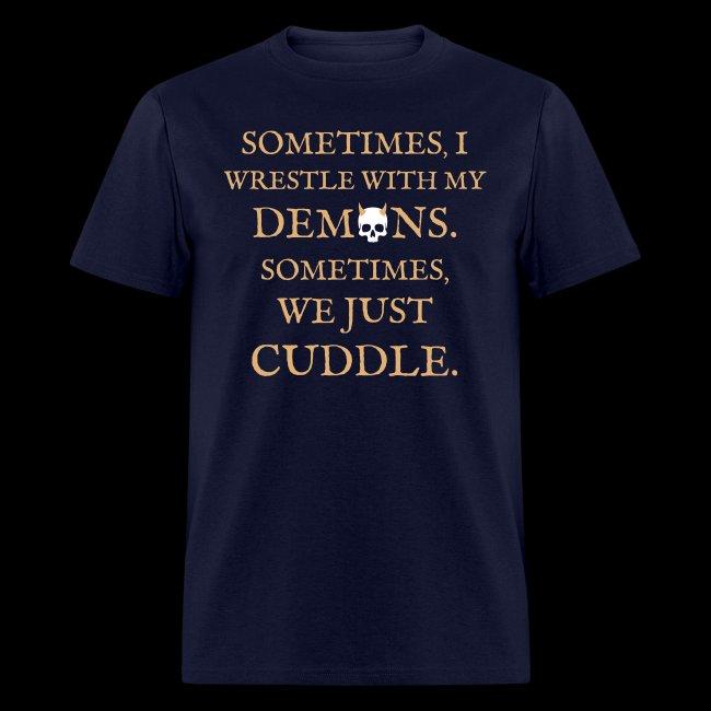Demon Cuddles