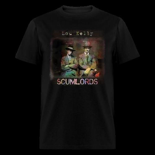 Lou Kelly - Scumlords Album Cover - Men's T-Shirt
