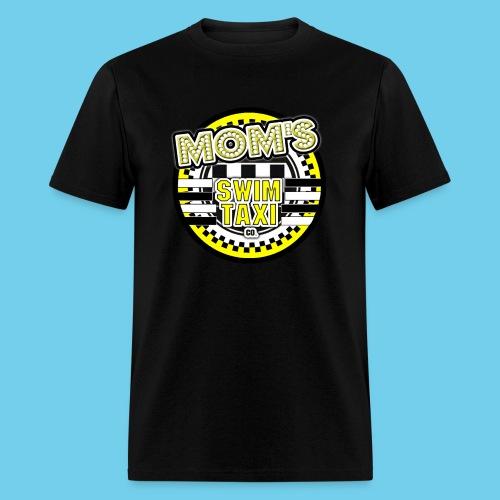 Mom's Swim Taxi - Men's T-Shirt