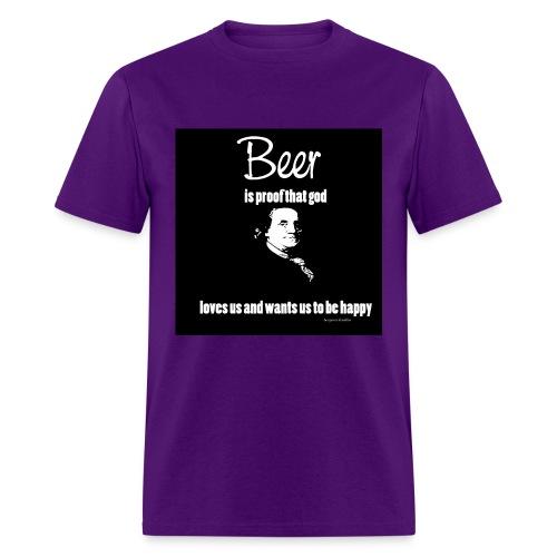 Beer T-shirt - Men's T-Shirt