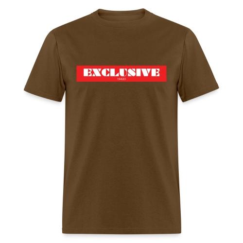 exclusive - Men's T-Shirt