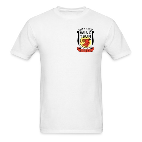 wingtsunkungfu logo - Men's T-Shirt
