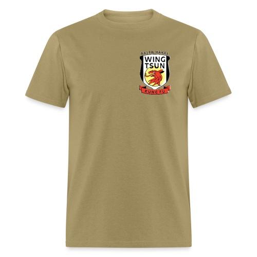 wingtsunkungfu logo - Men's T-Shirt