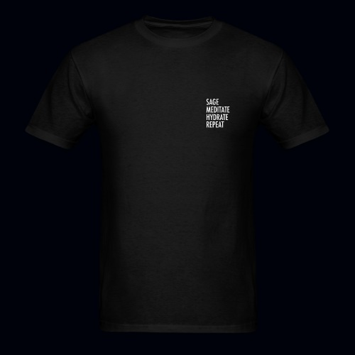 Mindfulness Collection - Men's T-Shirt