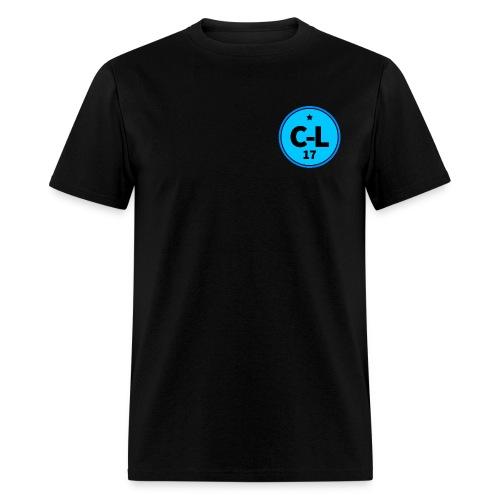 CL STAR BLUE - Men's T-Shirt