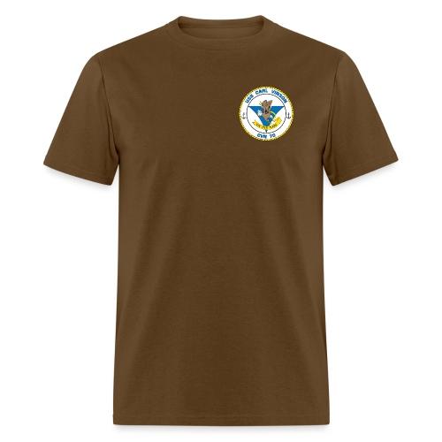 uss_carl_vinson_cvn70_emb - Men's T-Shirt