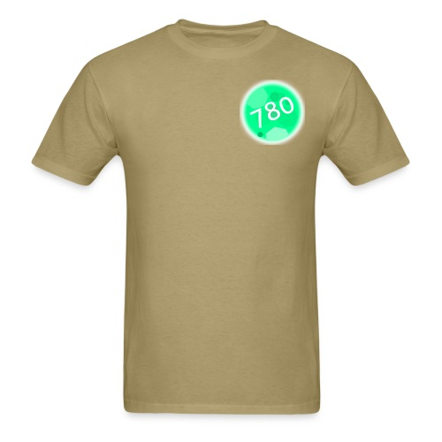 780 Logo - Men's T-Shirt