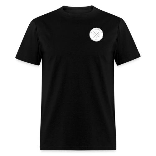 hipsterlogogenerator 1469971016005 png - Men's T-Shirt