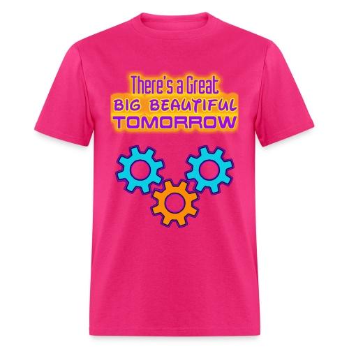 Carousel of Progress - Men's T-Shirt