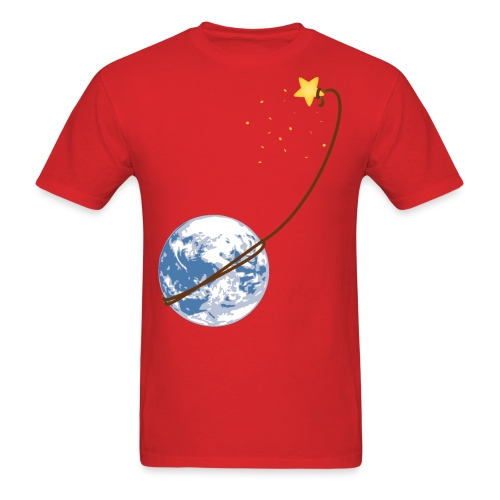 worldmal - Men's T-Shirt