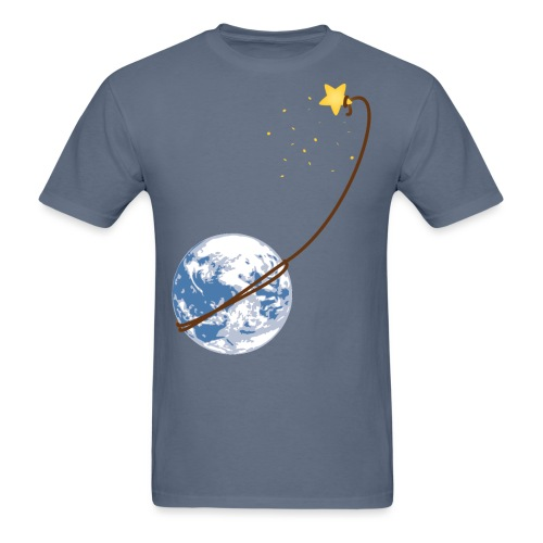 worldmal - Men's T-Shirt