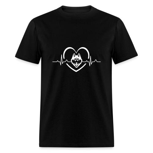Love every beat for Husky T-Shirt - Men's T-Shirt