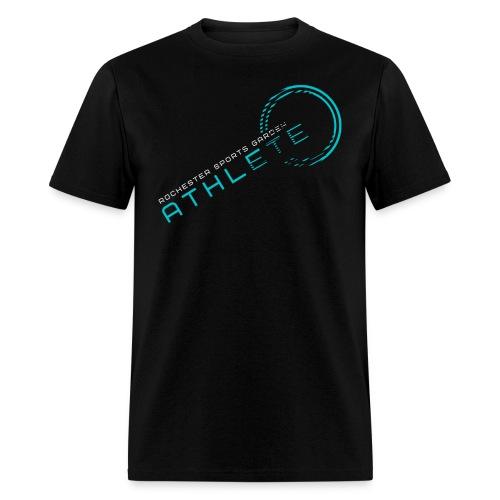 Sports Garden Athlete Blue - Men's T-Shirt