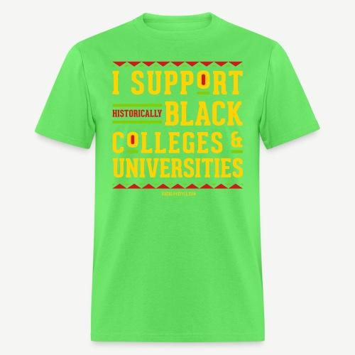 I Support HBCUs - Men's T-Shirt