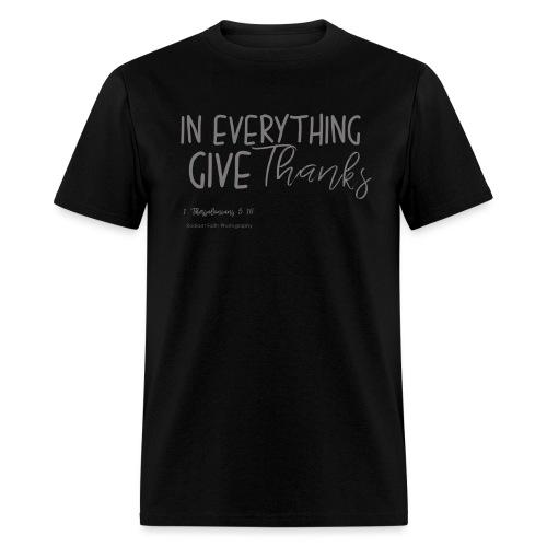 Give Thanks - Men's T-Shirt