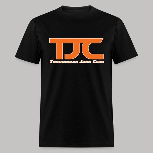 TJCorangeBASIC - Men's T-Shirt