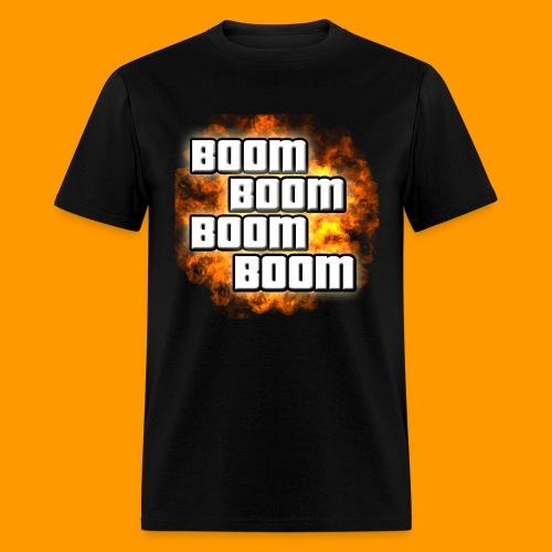 boom png - Men's T-Shirt