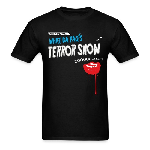 terrorshow3 - Men's T-Shirt