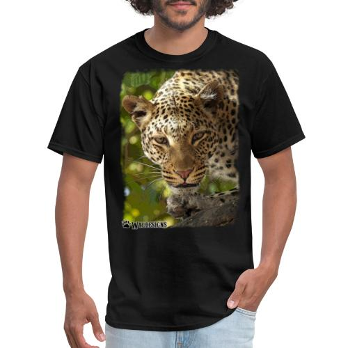 Leopard Stare - Men's T-Shirt