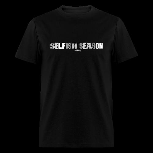 Selfish Seasion Classic Design - Men's T-Shirt