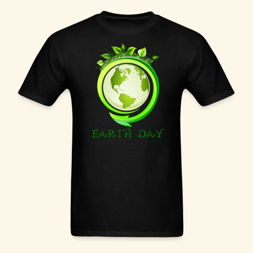 Happy Earth day - 2 - Men's T-Shirt