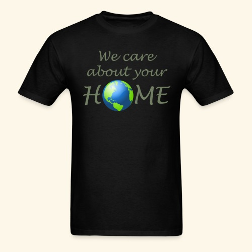 Happy Earth day - Men's T-Shirt