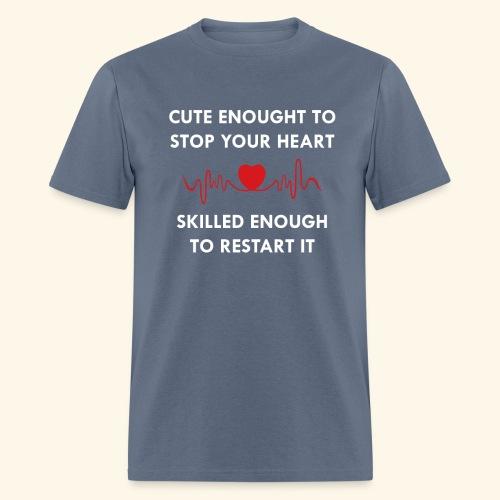 I am a nurse - 2 - Men's T-Shirt