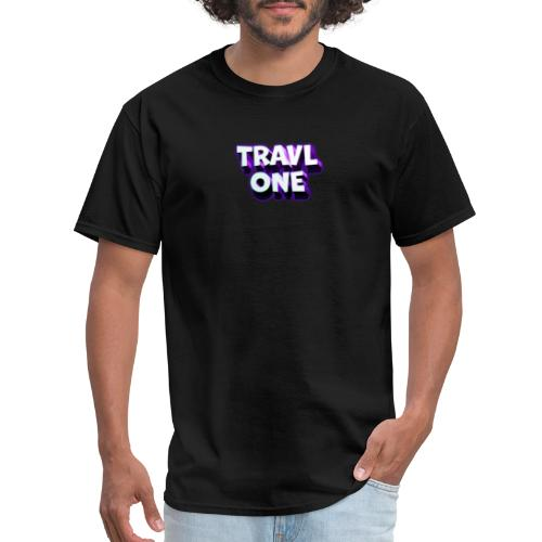 Travlone Purple - Men's T-Shirt