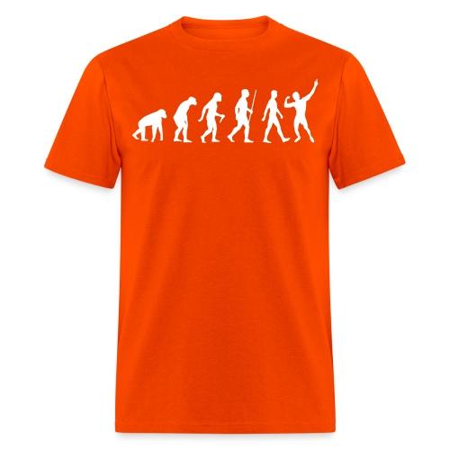 Evolution of Zyzz - Men's T-Shirt