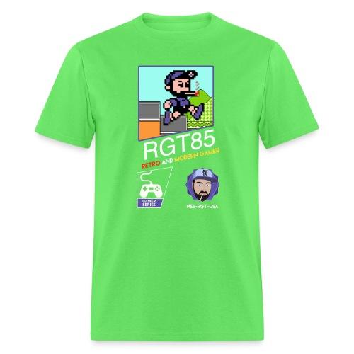 rgt blackbox shirt 2 png - Men's T-Shirt