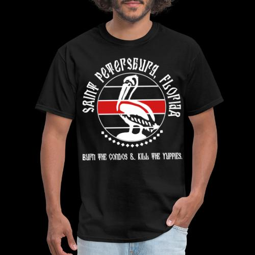 saint pete shirt2 - Men's T-Shirt