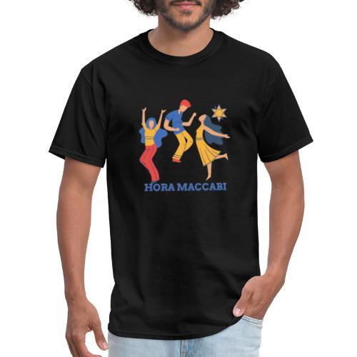 hora maccabi2 1 - Men's T-Shirt