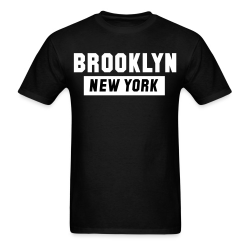 Brooklyn - Men's T-Shirt