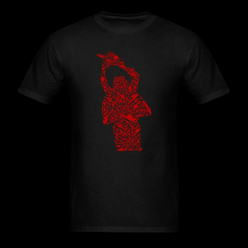Chainsaw of Chainsaws | Halloween Horror Killer - Men's T-Shirt