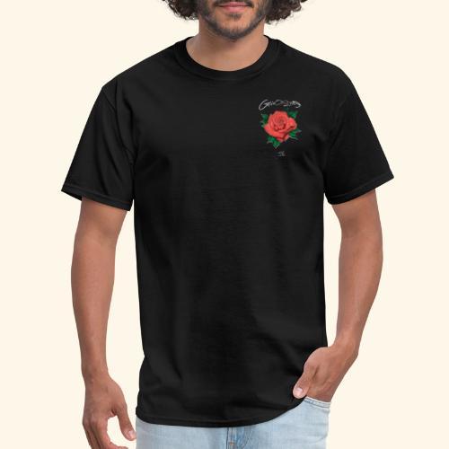 Rose LOGO - Men's T-Shirt