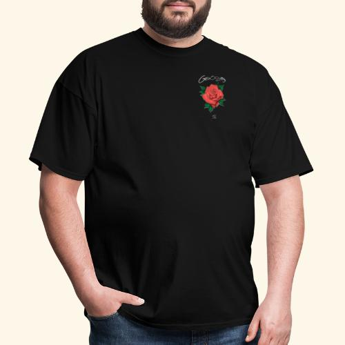 Rose LOGO - Men's T-Shirt