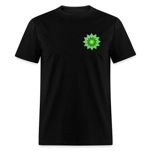 12 point star - Men's T-Shirt