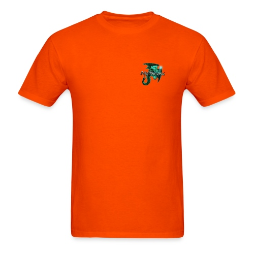 dragontshirtbrightersmaller - Men's T-Shirt