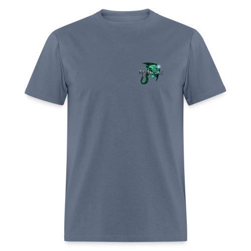 dragontshirtbrightersmaller - Men's T-Shirt