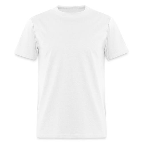 WWMM White Logo - Men's T-Shirt