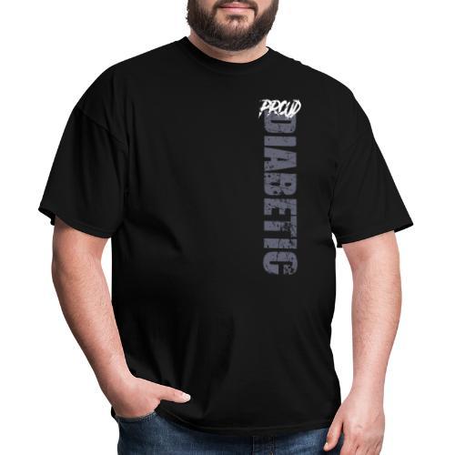 Proud Diabetic - Men's T-Shirt