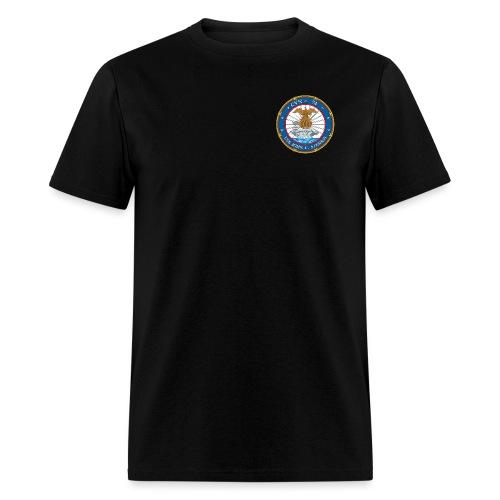 STENNIS 01-02 - Men's T-Shirt